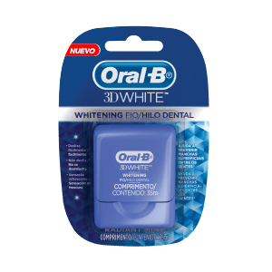 Hilo dental 3D-White Dientes Blancos