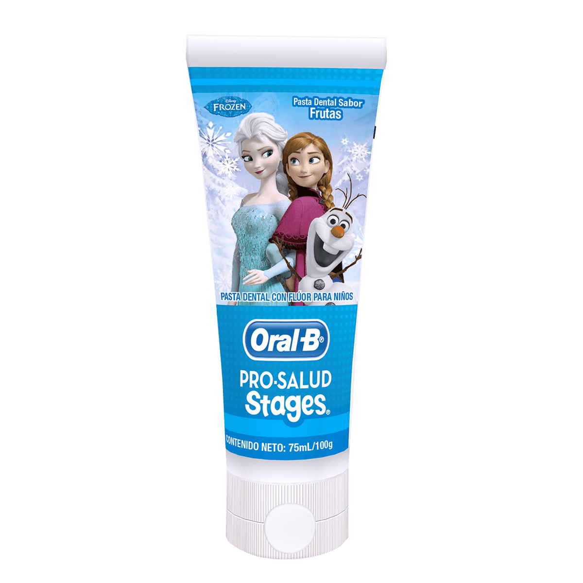 Pasta Dental Oral-B Stages Frozen