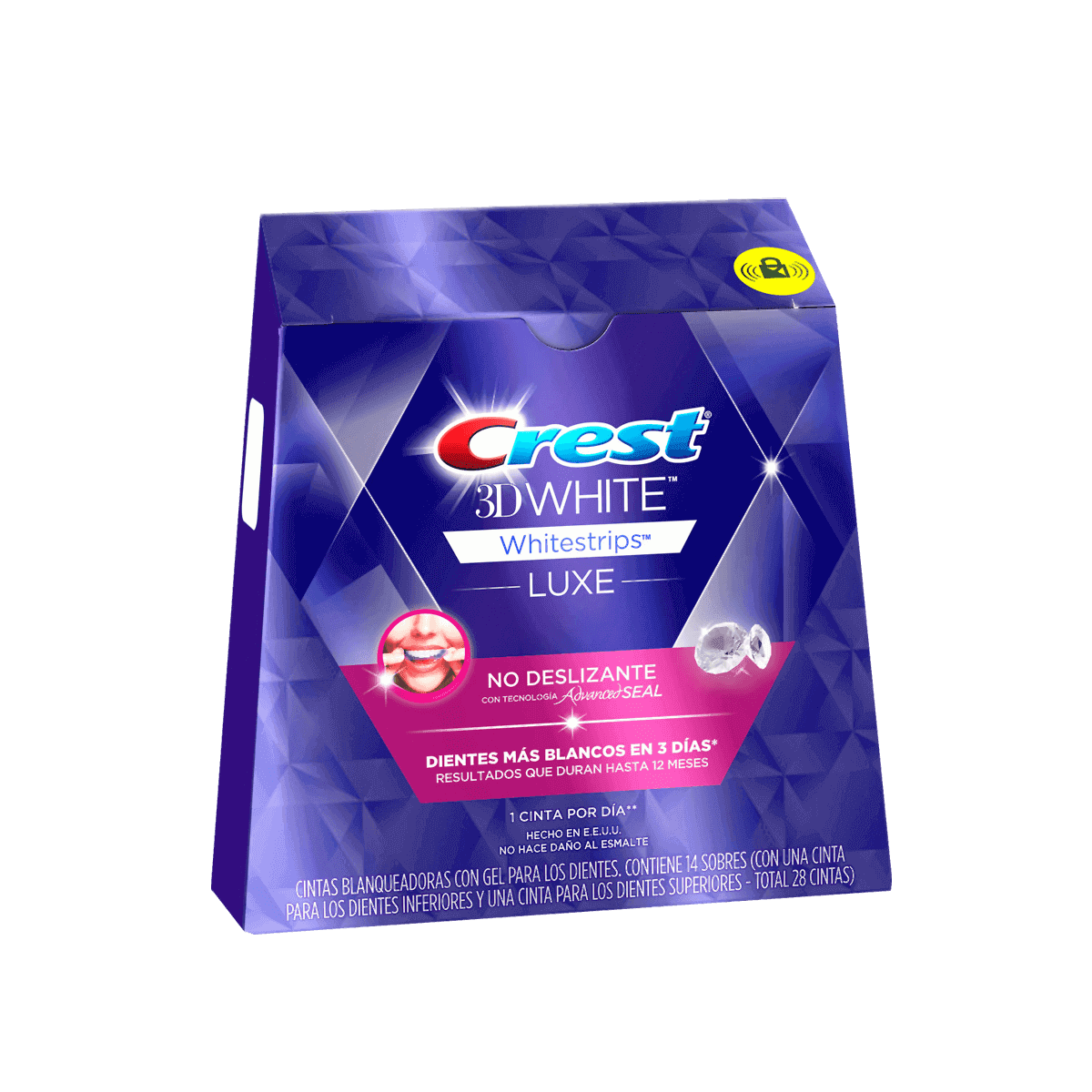 Pasta dental Crest Oral-B 3DWhite
