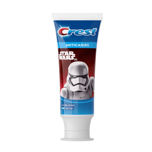 Pasta Dental Crest Anticaries StarWars