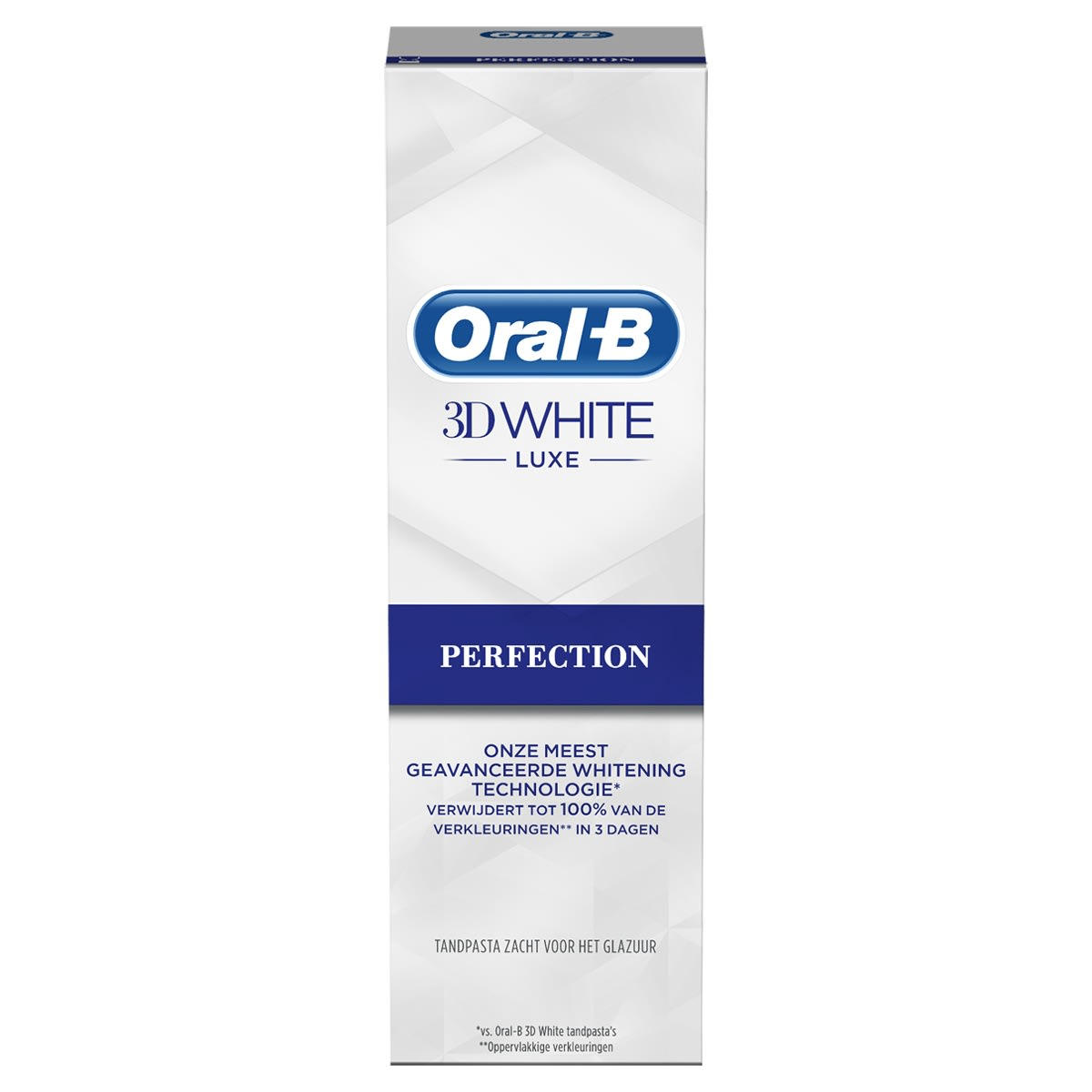 Oral-B 3D White Luxe Perfection Tandpasta 75ml