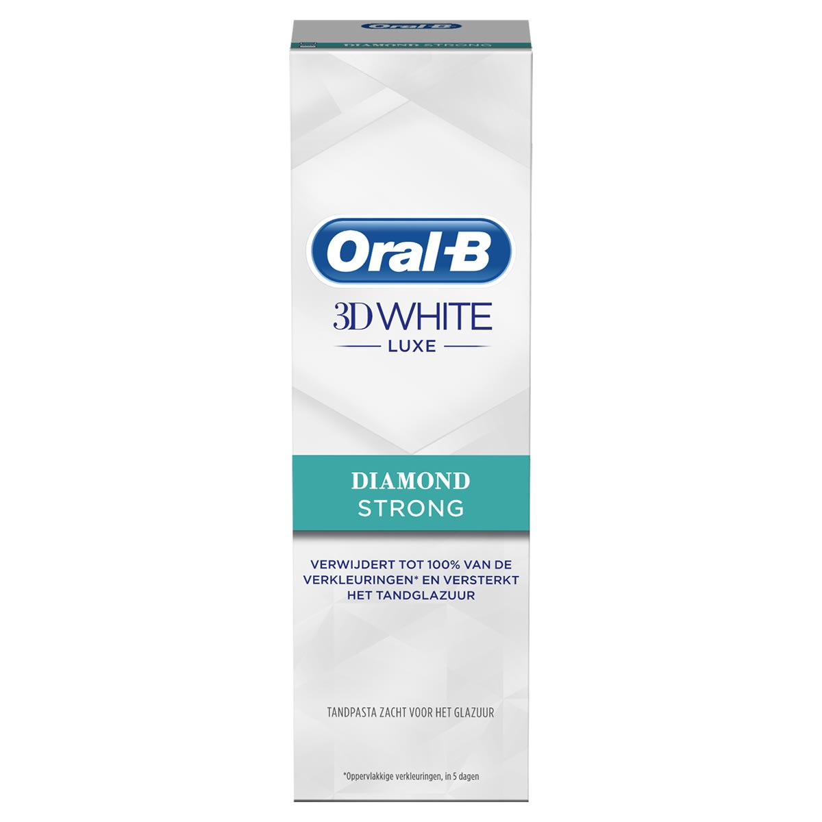 Oral-B 3D White Luxe Diamond Strong Tandpasta 75ml
