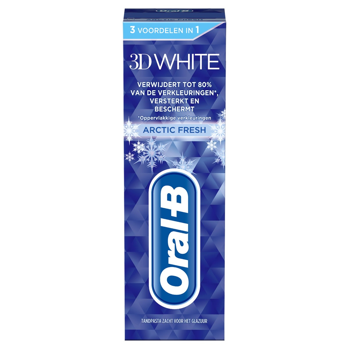 Oral-B 3D White Arctic Fresh Tandpasta 75ml