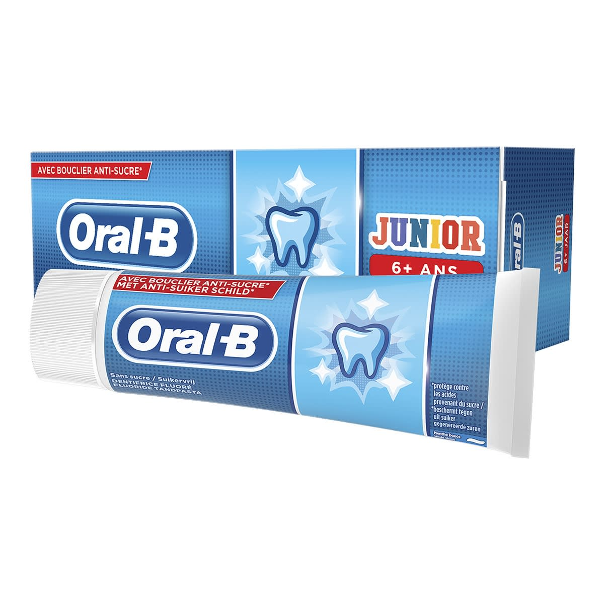 Oral-B Junior 6+ Tandpasta | Oral-B
