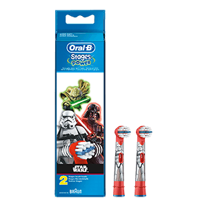 Stages Power Star Wars Opzetborstels | Oral-B