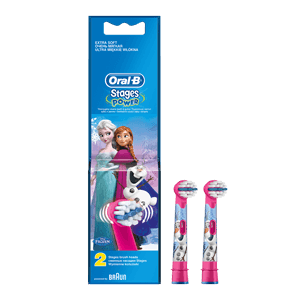 Oral-B Stages Frozen Opzetborstels