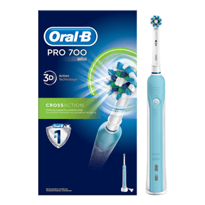Oral-B PRO 700 CrossAction elektrische tandenborstel | Oral-B