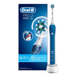 PRO 2000 CrossAction elektrische tandenborstel | Oral-B