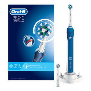 PRO 2700 CrossAction elektrische tandenborstel | Oral-B