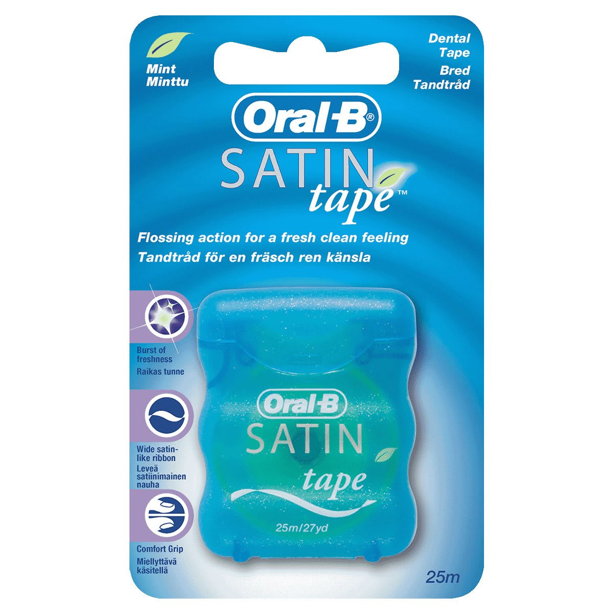 Oral-B Satin Tape