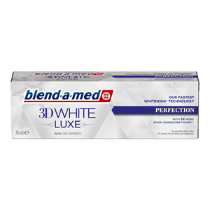 Blend-a-med 3DWhite Luxe Perfection pasta do zębów