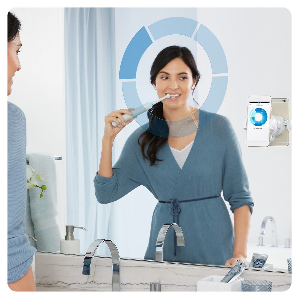 Oral-B Genius 10000 CrossAction White