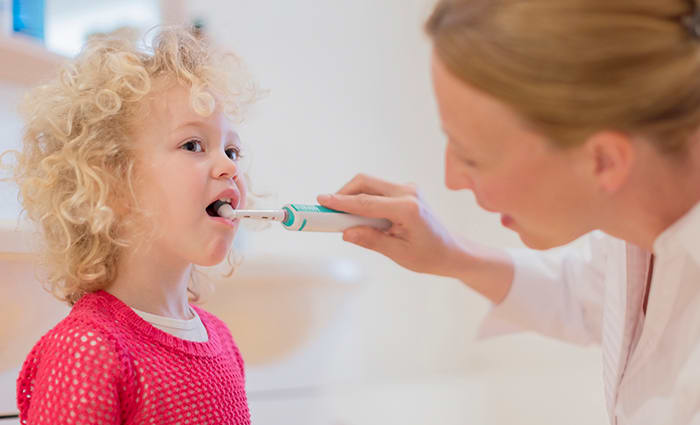 How to find the right electric toothbrush for kids