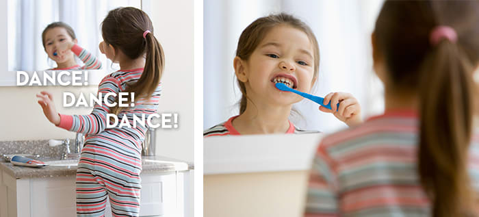How to encourage brushing teeth for kids