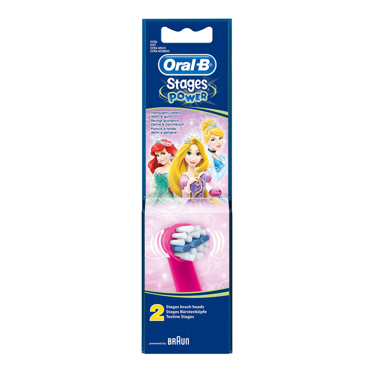 Oral-B Stages Power Replacement Brush Heads