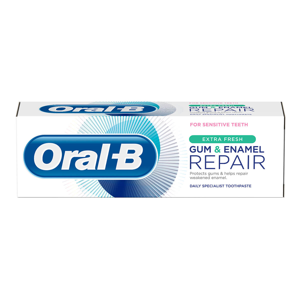 Oral-B Gum & Enamel Repair Extra Fresh toothpaste