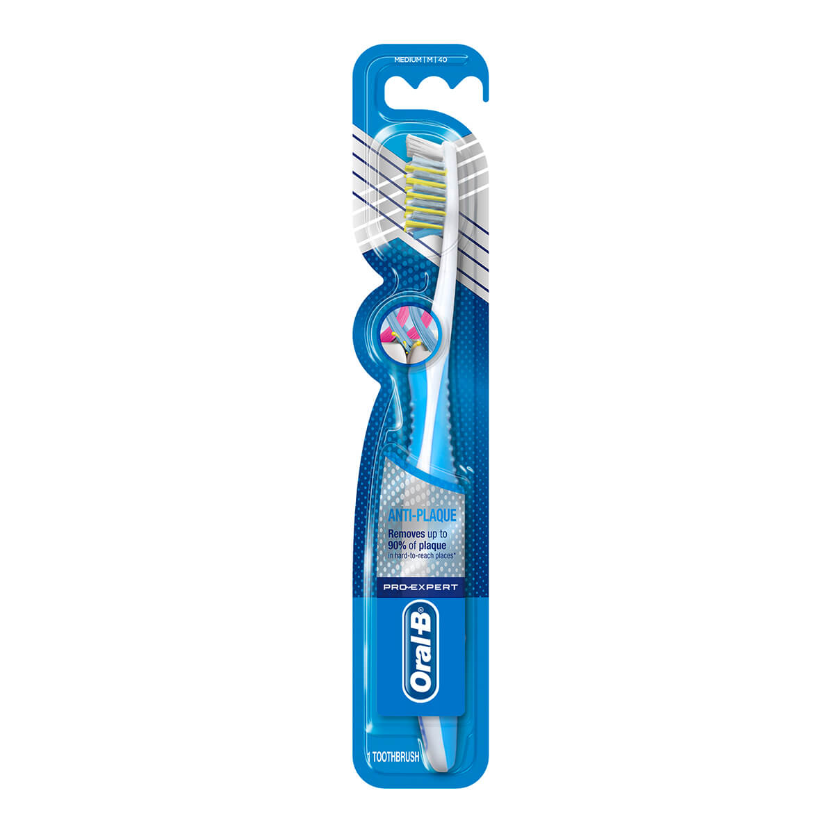 Oral-B Pro-expert CrossAction Anti Plaque manuell tandborste
