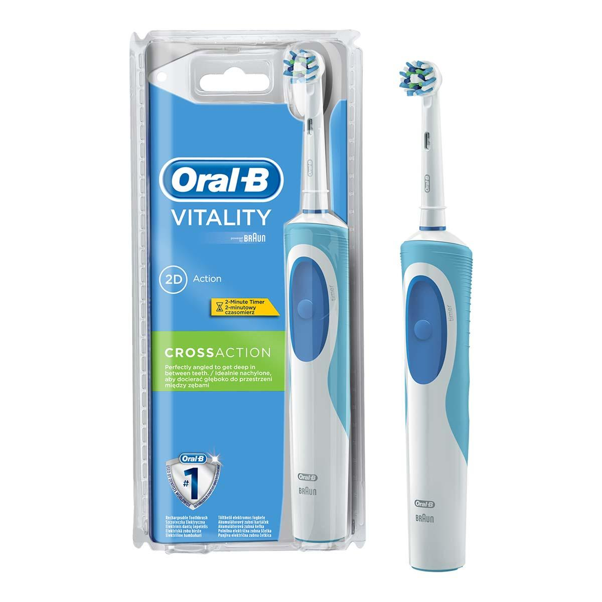 Oral-B Vitality CrossAction eltandborste