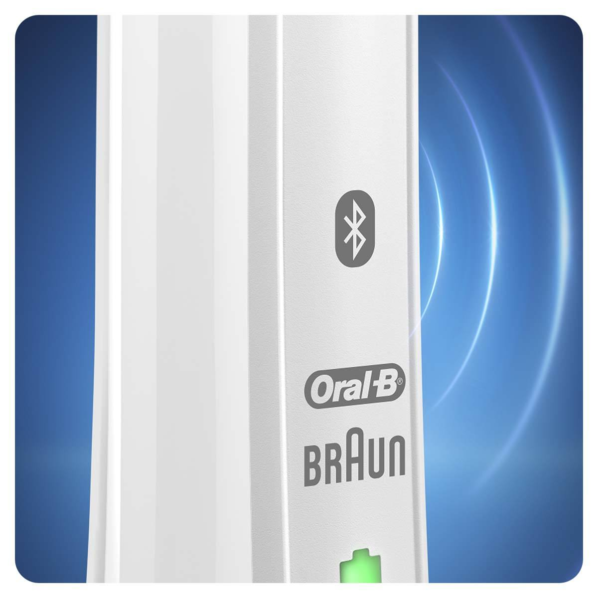 Oral-B Smart 4 4000N White eltandborste