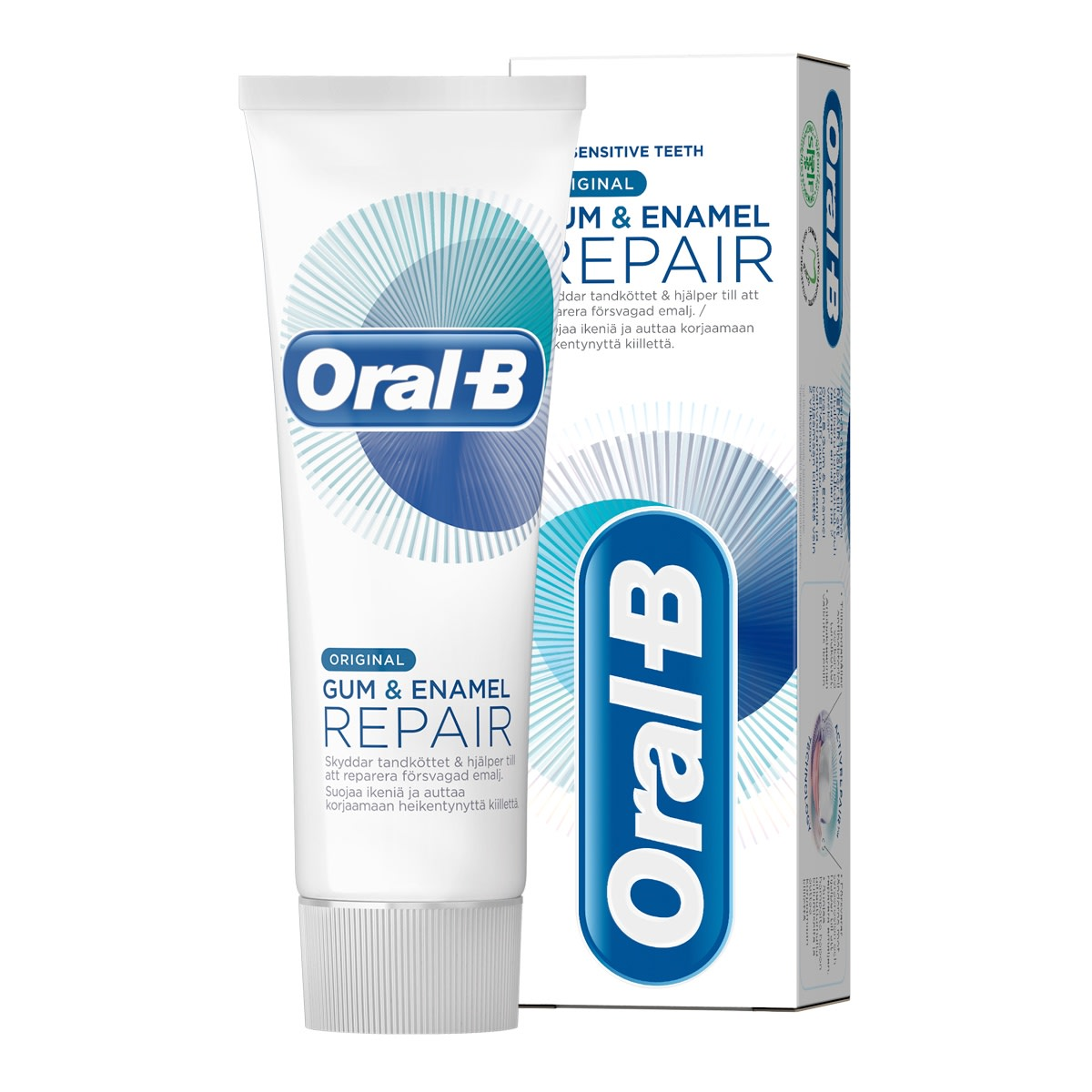 Oral-B Gum & Enamel Repair Original tandkräm