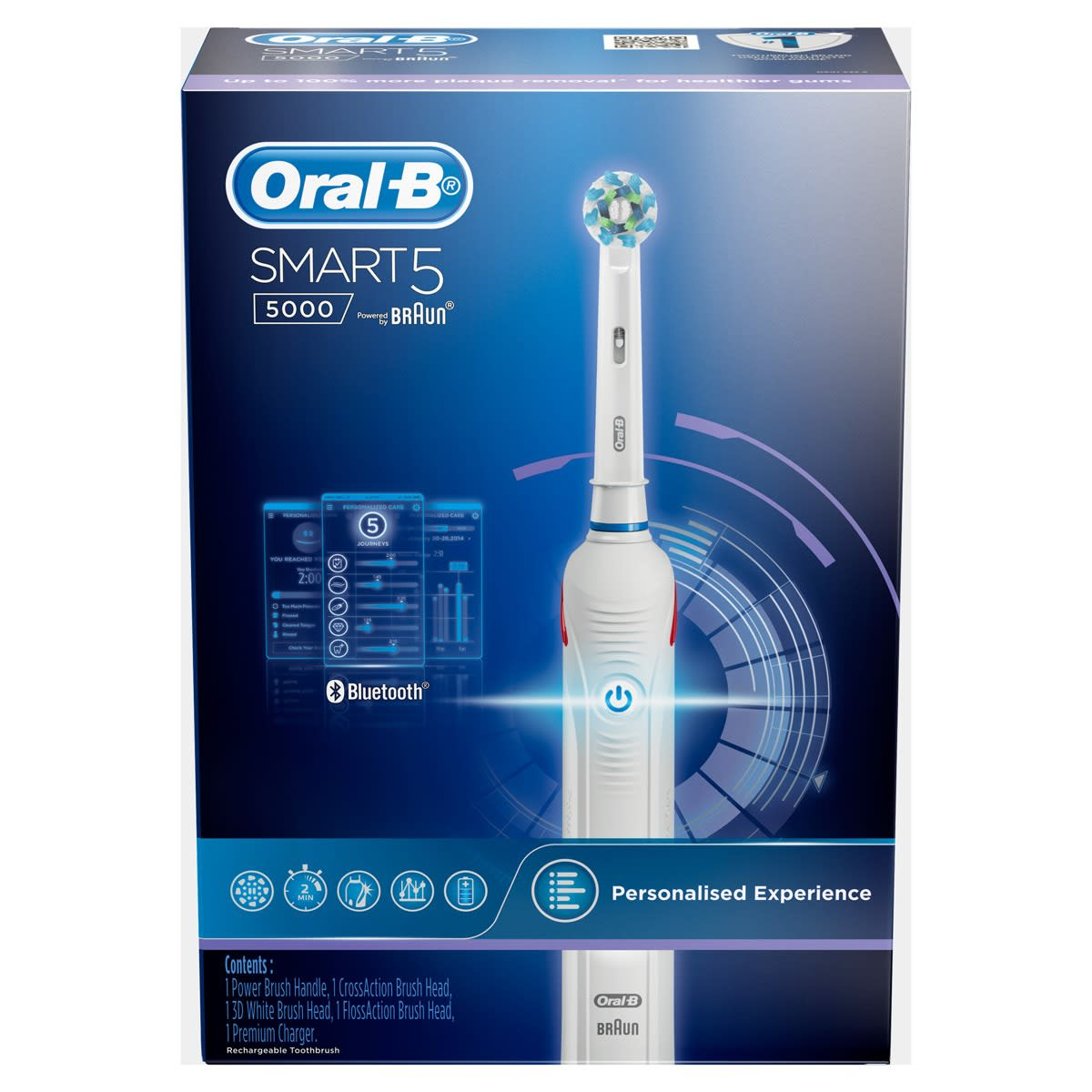 Smart 5 5000 Electric Toothbrush - Box Front