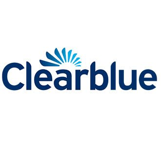 Clear Blue logo