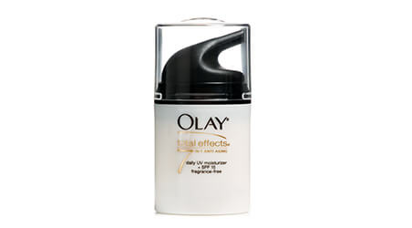 Olay Total Effects bottle