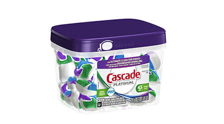 Cascade product package
