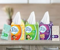 Put Your Best Face Forward with Puffs