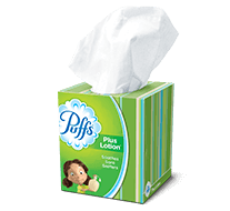 Puffs Plus Lotion