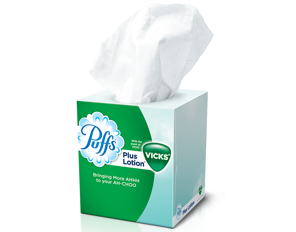 Puffs with Vicks