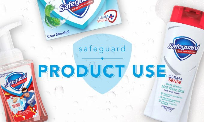Safeguard Product Use