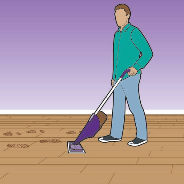 Swiffer WetJet Wood, Laminate Tile Cleaning