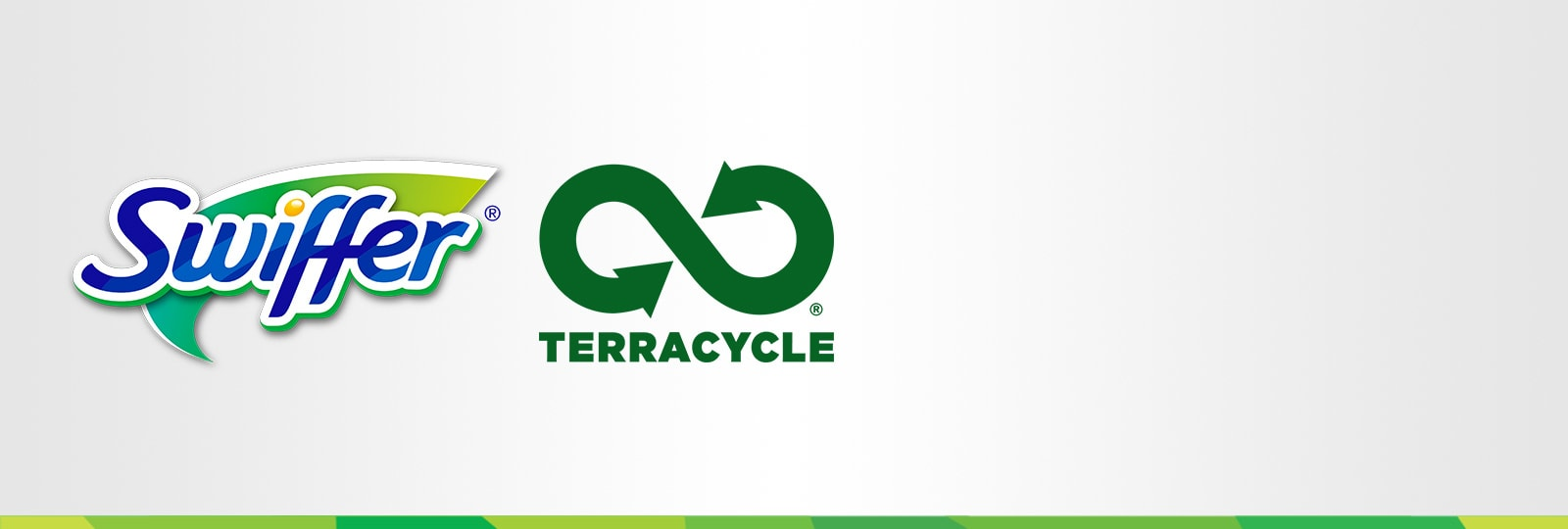 Recycle with Swiffer and Terracycle