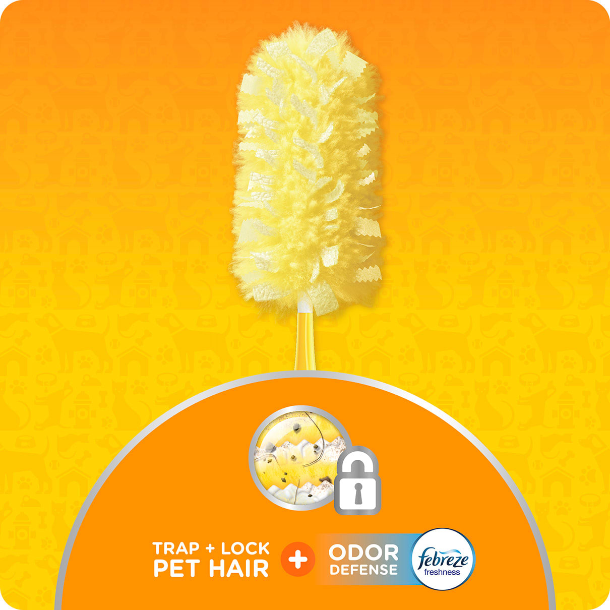 Swiffer Duster Trap+Lock Pet Hair