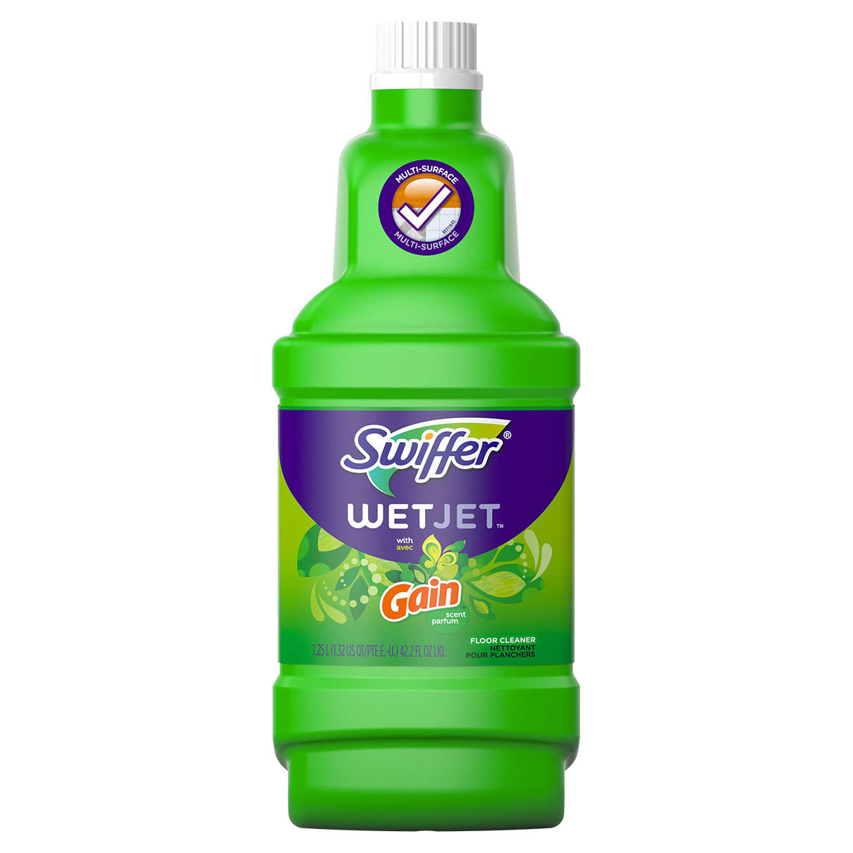 Swiffer® WetJet® Multi-Purpose Cleaner Solution Refill - Gain Original Scent