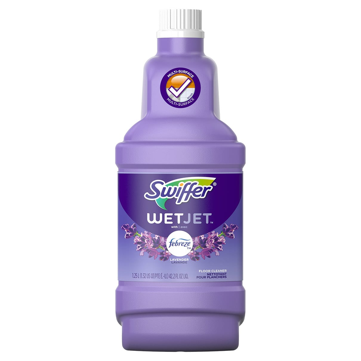 Swiffer WetJet Solution Febreze Lavender