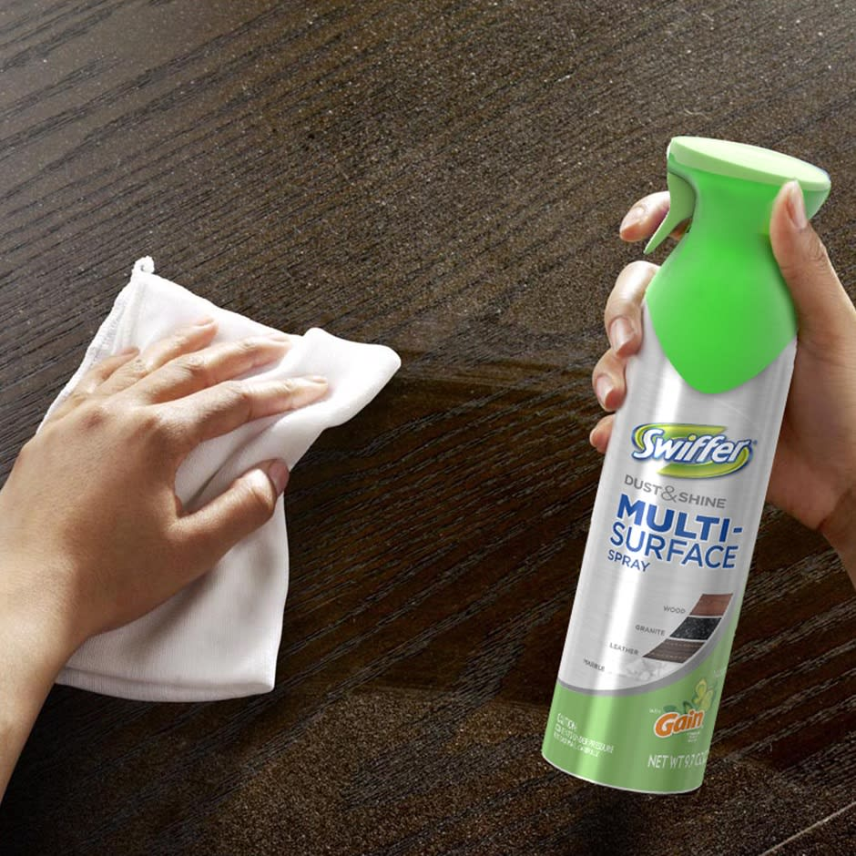 Swiffer Dust and Shine Polish Gain