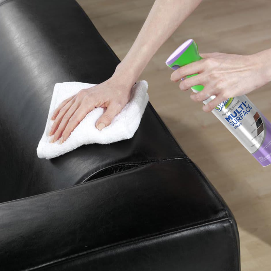 Swiffer Dust and Shine Polish Lavendar