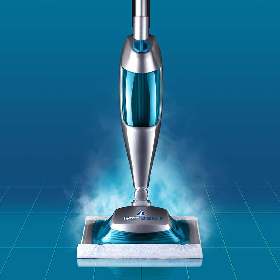 Swiffer Steamboost powered by BISSELL Steam Pad Refills Open Window Fresh Scent