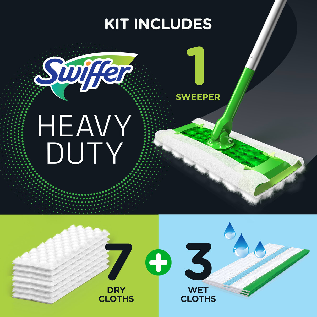 Swiffer Sweeper Heavy Duty