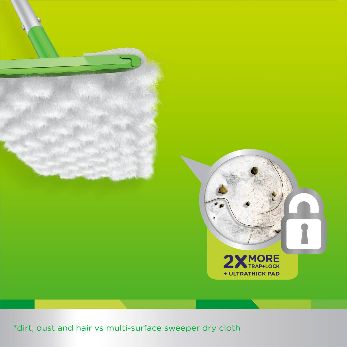 Swiffer Sweeper Dry Refill 2x