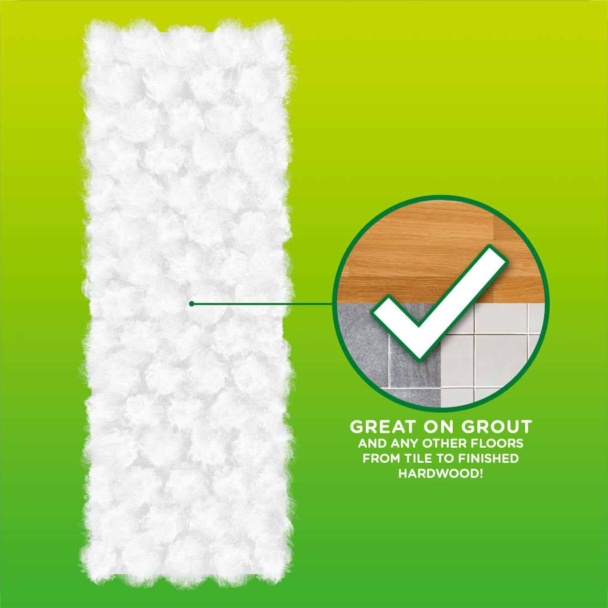 Swiffer Sweeper Dry Refill Great On Grout