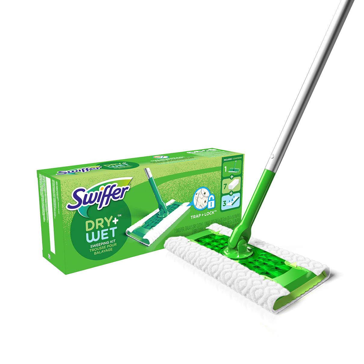Swiffer Sweeper Fireball ITB