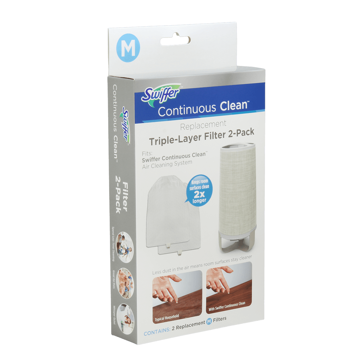 Swiffer Continuous Clean Filters