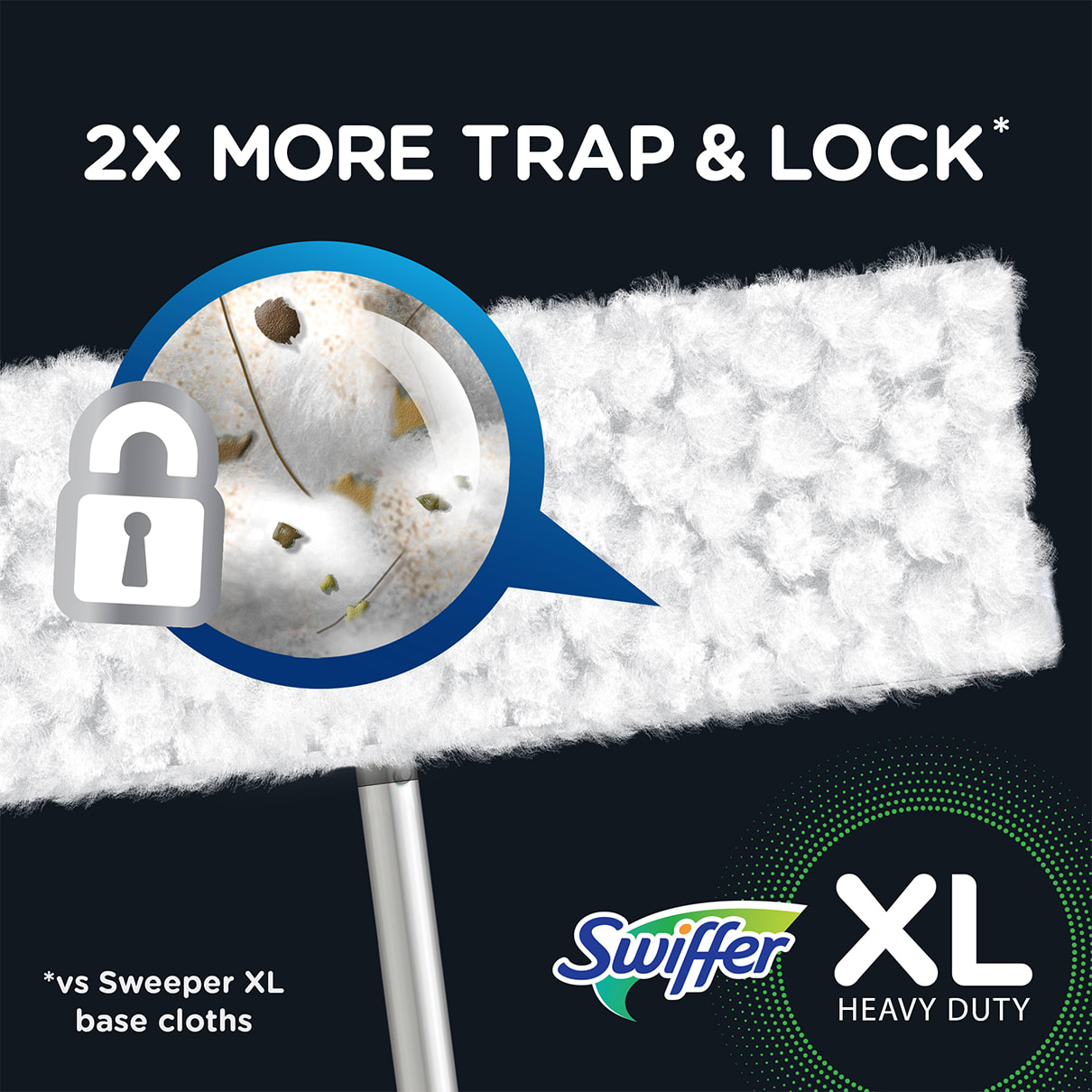 Sweeper Heavy Duty HD Trap Lock