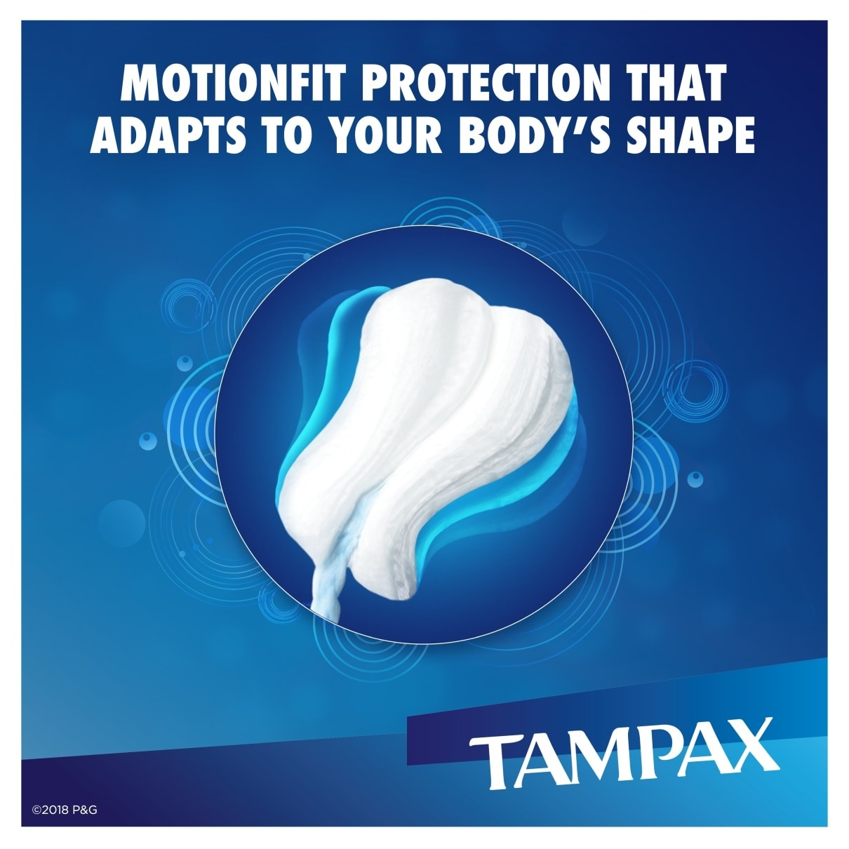 Tampax Pearl Active Lites
