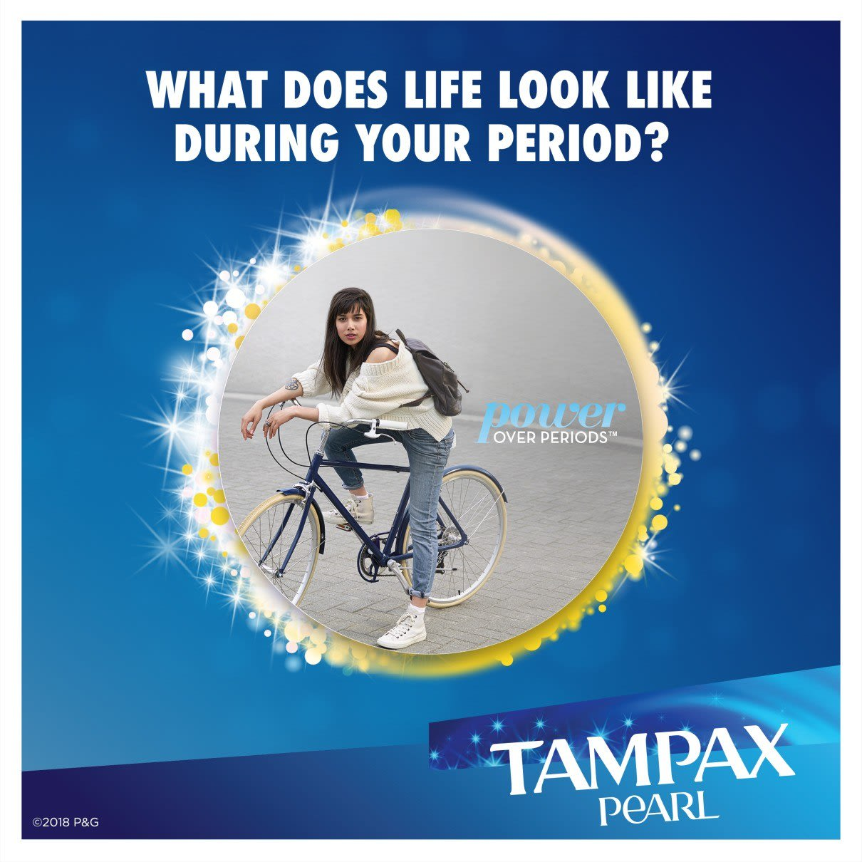 Tampax Pearl Duo pack