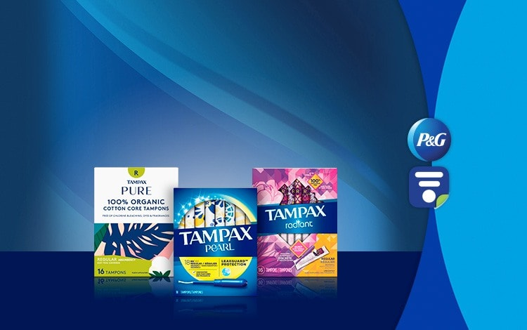 Tampax Tampons & Feminine Care Products | Tampax®