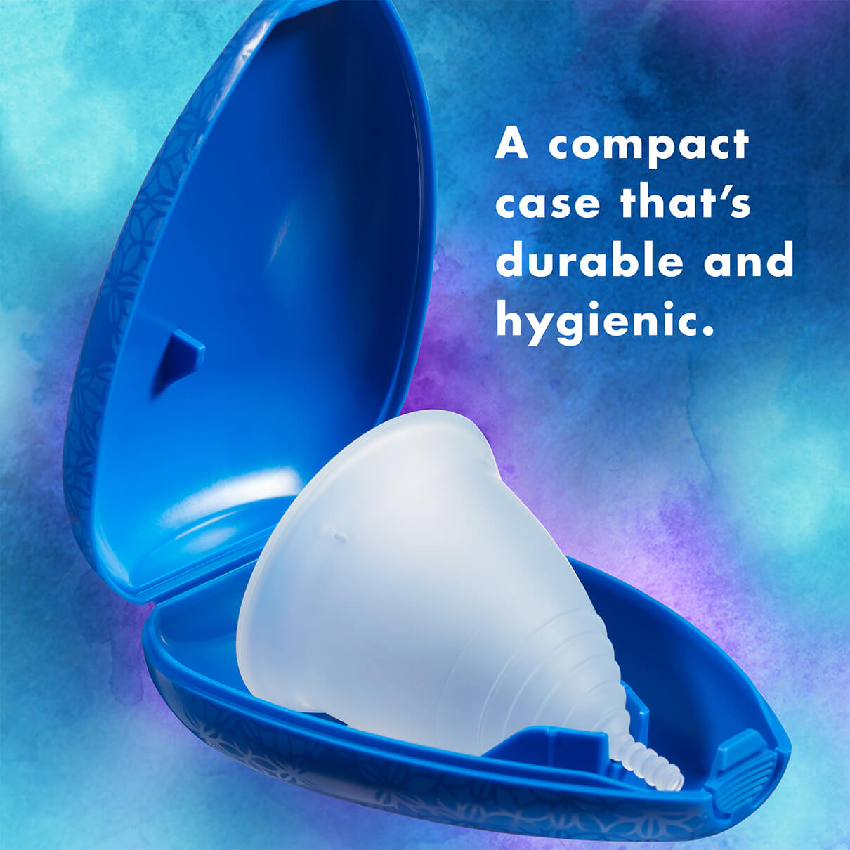 Tampax menstrual cup